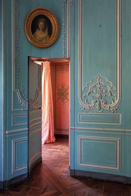 Jib doors...the floor~