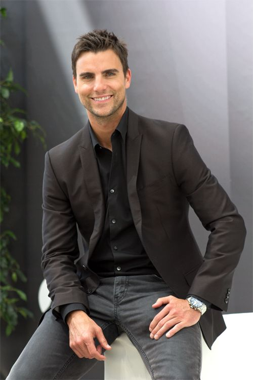 and another hottie! Colin Egglesfield (The Client List)  Fotografía : Isabelle Ratane  #SensaCine