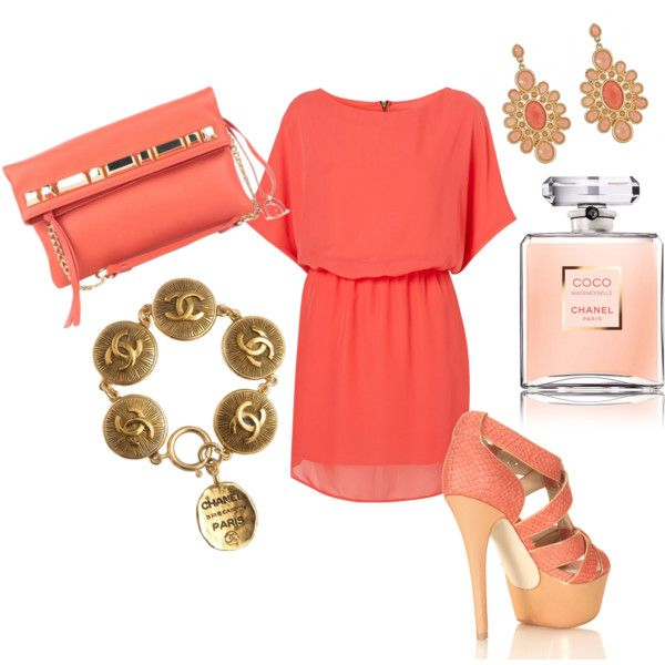 coral!: Shoes, Favorite Color, Wedding, Outfit, Wiggleyeah, Summer Colors, The Dresses, Dinners Date