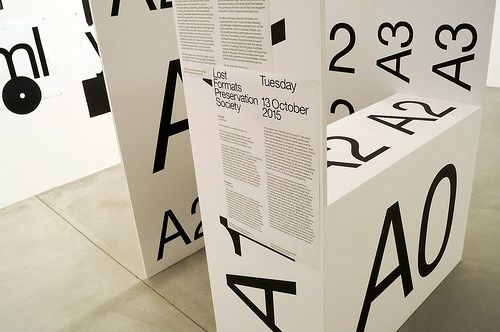 SITUATION #22: Experimental Jetset, Lost Formats Preservation Society (13 October 2015) | Flickr - Photo Sharing!