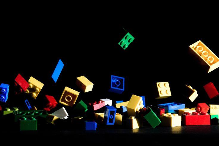 Colored lego - S. Armaroli