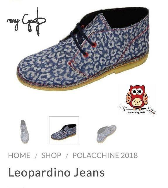 Basta un click e anche te potrai vestire MyGufo... Vai sul sito uffiale www.mygufo.it  e scegli la tua scarpa!  SHOP ONLINE  #mygufo #mygufoshoes #polacchine #official #madeintuscany #madeinitaly #toscana #shoes #artigianali #fancy #fancypolacchina #desertboot #suinstagram #officialsite #info #viaspettiamo