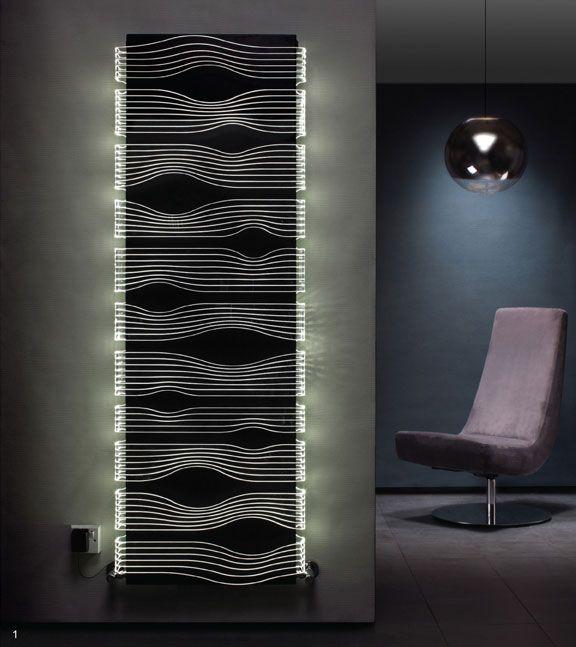 Selfbuilder & Homemaker Products: Strikingly modern designer radiators