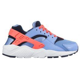 Nike Huarache Noir Bleu Orange