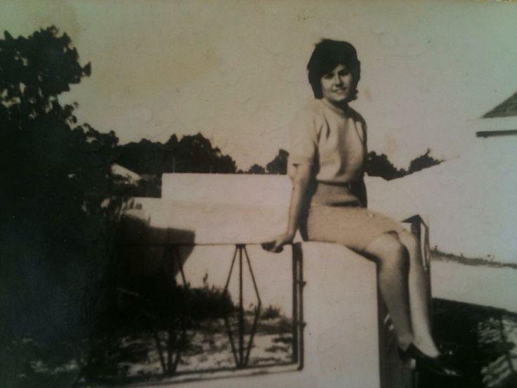 Rosa Mary. 1970. My mom.