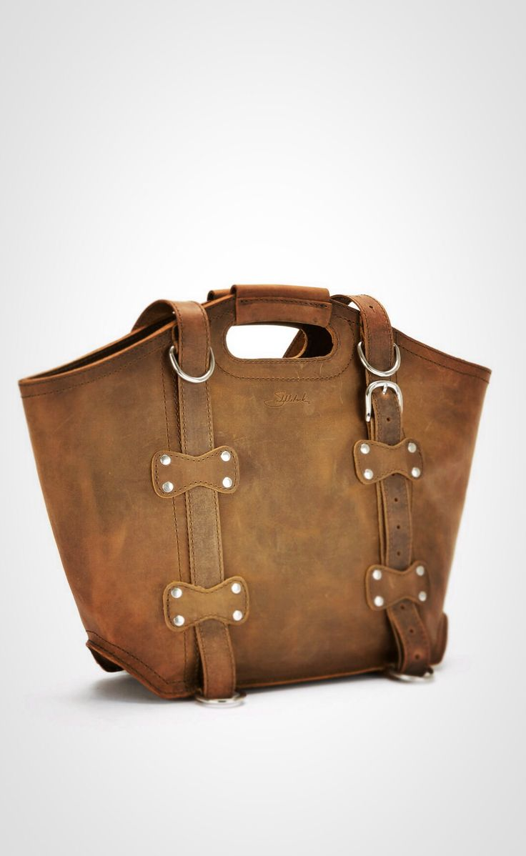 Compliments Aplenty Coming Your Way | Saddleback Leather Tote in Tobacco | 100 Year Warranty | $389.00