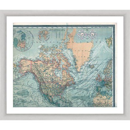 World map poster walmart canada avatar anime episodes list world usa travel maps pin boards push pins posters gumiabroncs Images