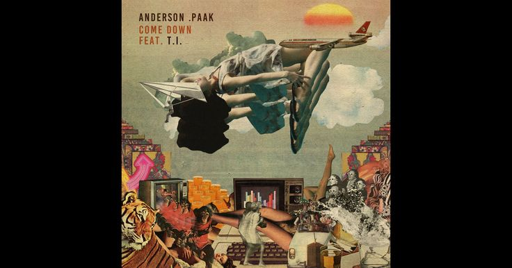 Come Down (feat. T.I.) - Single by Anderson .Paak on Apple Music
