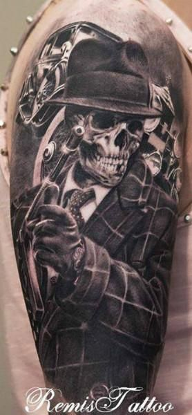 Mafia Tattoo