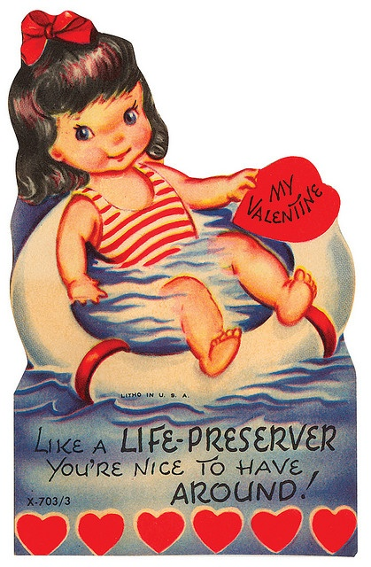 New saying for a roll of life savers! (print Life-Saver instead of Life-Preserver)