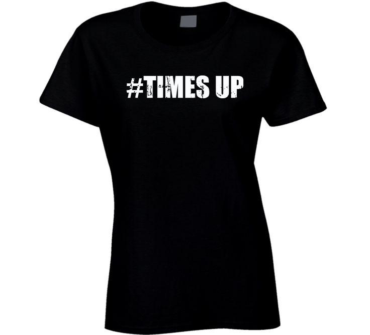 Times Up Oprah T-shirt