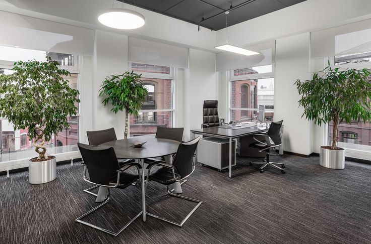 CEO office at ABD architects