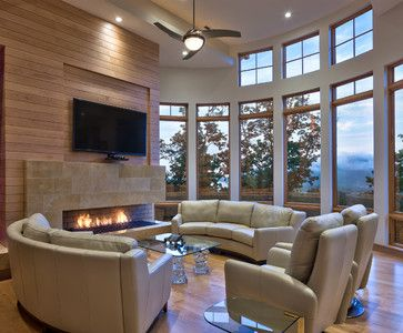 Grayhawke On Display Contemporary Living Room