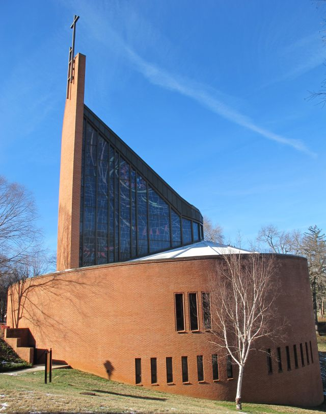 49 best lynchburg campus architecture images on pinterest for Mid century modern architects houston