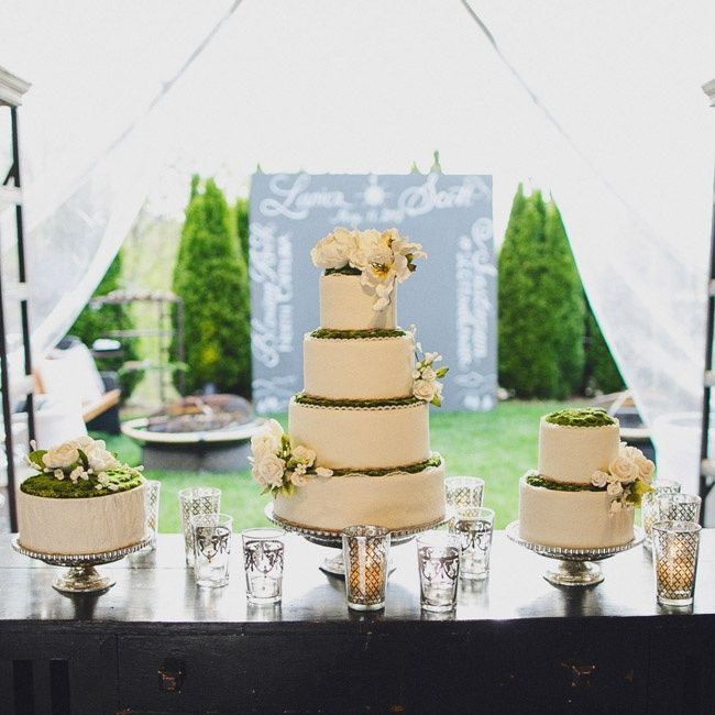 Multiple Wedding Receptions: 28 Best SSC Inspiration: Multi Cake Displays Images On