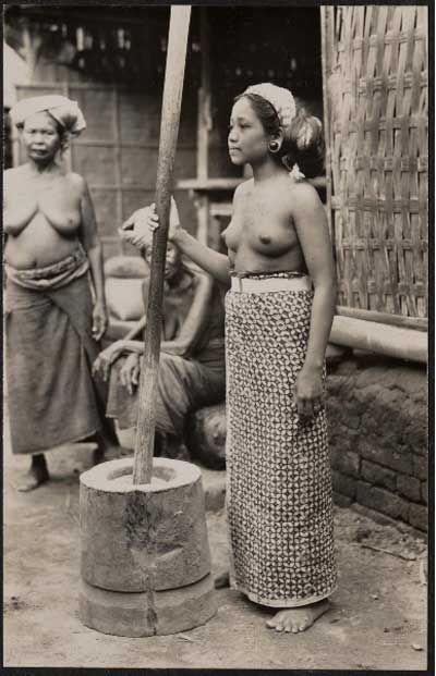 Balinese life 1920-36