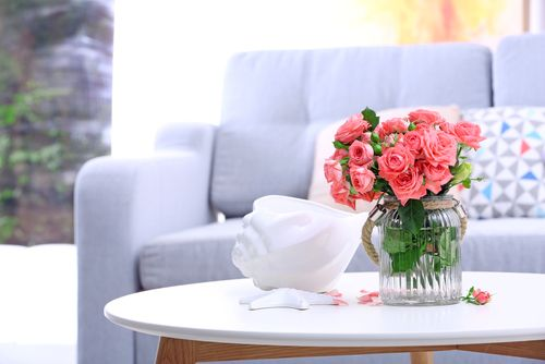 6 Decorating Ideas for Spring #QDT #QuickandDirtyTips #DomesticCEO
