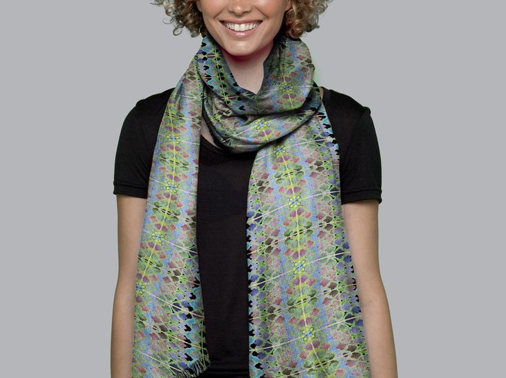 Modal Scarf - ANY WHICH WAY by VIDA VIDA