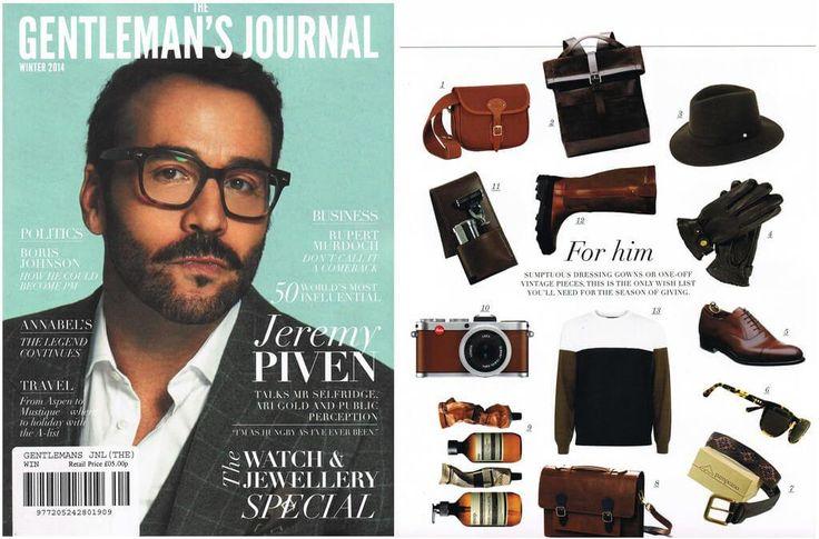 The Gentleman's Journal   pampeano