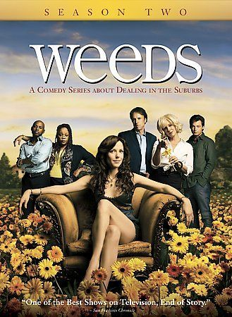 Weeds: Season 2  DVD Mary-Louise Parker, Hunter Parrish, Alexander Gould, Kevin