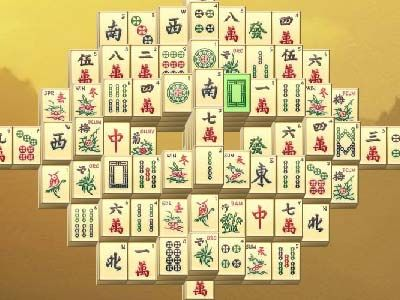 Great Mahjong Game Online