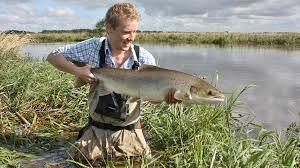 lystfisker danmark limfjorden laks - Google zoeken