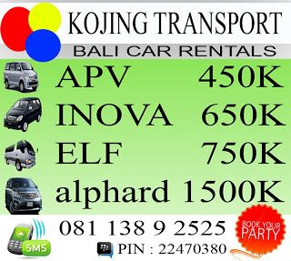 Bali Villa Hotel Infos