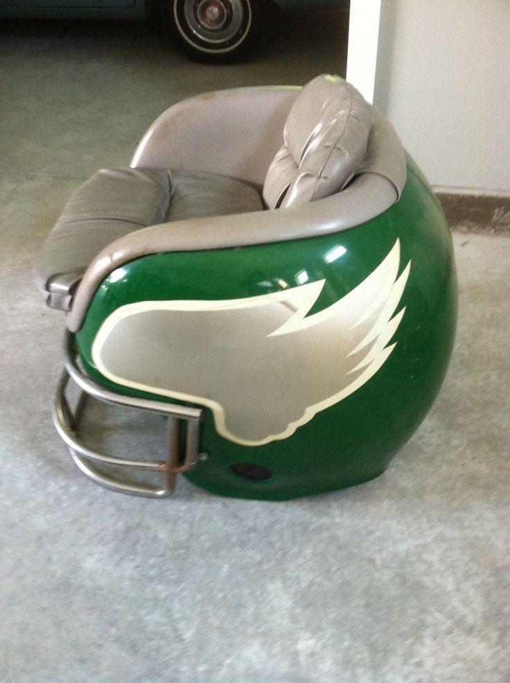 Elegant New Eagles Chair!