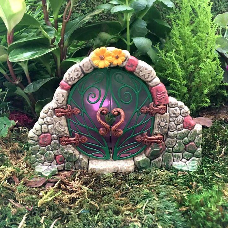 Flower Fairies Fairy Door-Toy Universe