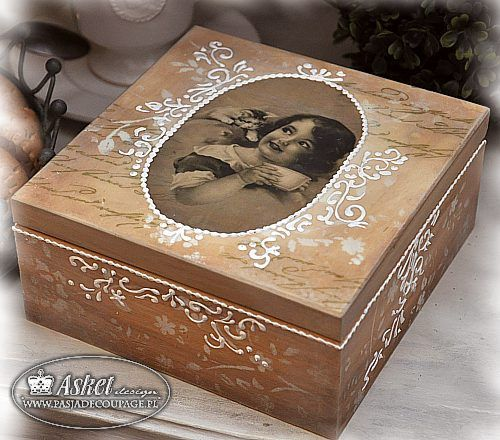 ГАЛЕРЕЯ DECOUPAGE | BOX DECOUPAGE |