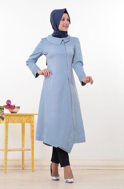 Çok özel indirim fırsatları ile Yeni Sezon Nihan Zerafet Tesettürde.. [Nihan Yeni Nihan Nervür Detaylı Astarsız Pardesü-Açık Mavi 4115-16]  %67 indirimli Nihan Pardesü 119,99 TL Sipariş Link : http://bit.ly/WewrgQ Diğer Modeller için : http://bit.ly/1mP9hXL #InstaSize #moda #tasarım #tesettür #giyim #fashion #ınstagram #etek #tunik #kap #kampanya #woman #alışveriş #özel #zerafet #indirim #hijab