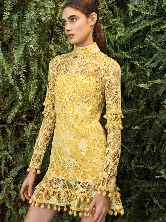 Alexis Clothing ' Callisto Dress Yellow ' Dresses |Shop Splash  www.shopsplash.com
