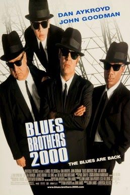 Old Highway Notes: Blues Brothers 2000/The Blues Brothers Part 4