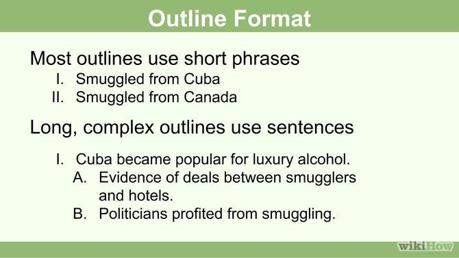 benefits of using an outline when writing an essay An outline helps writers create a writing plan writers can test which ideas work well together and which examples best support their topics essay organization can be challenging when writers generate pages of text and then try to impose order more often than not, the paper will be marked by.