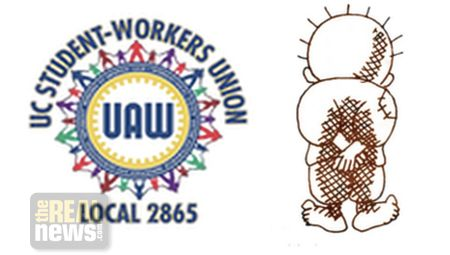 UAW Suppresses Local Union's Vote to Support BDS  Labor activists Frank Hammer and Kumar Salehi discuss the United Auto Workers' decision to nullify Local 2865's resolution in support of the Boycott, Divestment, and Sanctions movement -   February 5, 2016