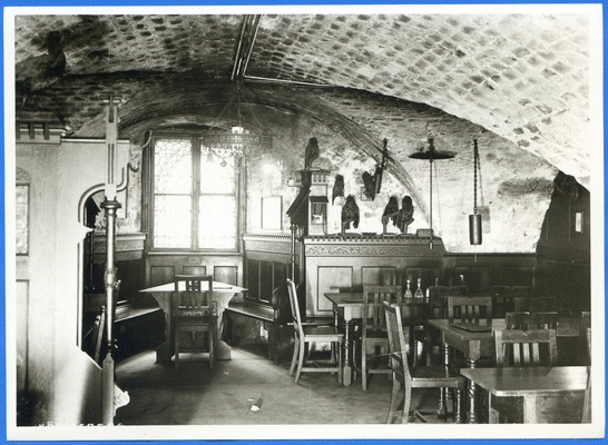Königsberg (Pr.), Schloß, Blutgericht mit Remter IV - 1930-40