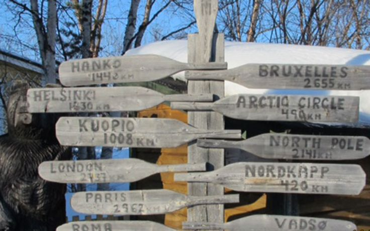 How far will you go for the best Adventures? Finland Lapland Winter Expeditions:  http://www.kontikifinland.com/holidays/destination/1194882/nellim/aurora-borealis-in-lapland-guided-expedition