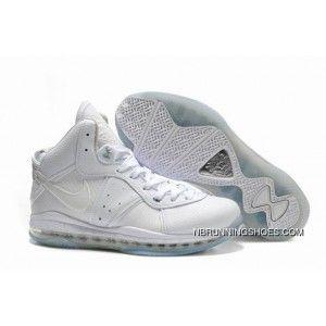 4b3cb74eb80b Nike Lebron 8 White White Djks4100 Online in 2018