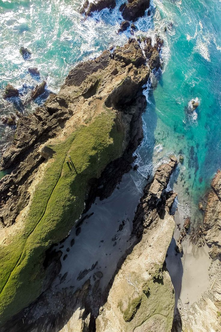 Hidden Beach in Mendocino County, California - Sharing my best tip to find other hidden beaches in California as well!