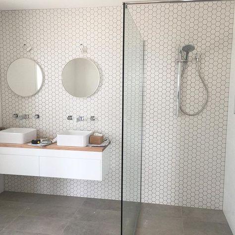 Simple Bathroom Floor Tile