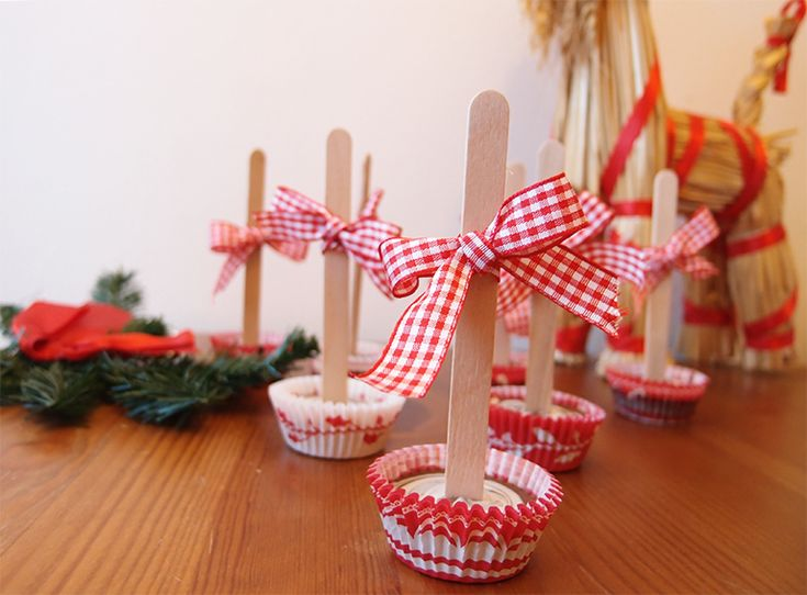 Chocolate spoons for hot chocolate