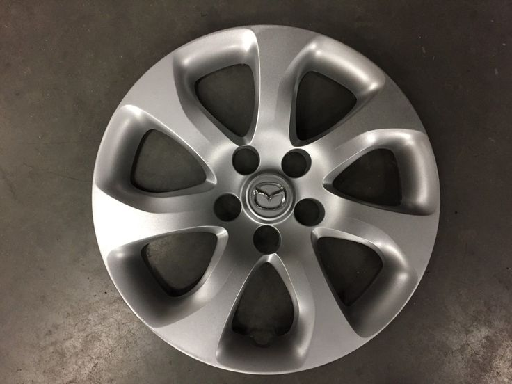 """Nice Awesome Mazda 3 Hubcap Wheel Cover  2010 2011 2012 2013 16"""" Factory Mazda #56555 #2 2017 2018"""