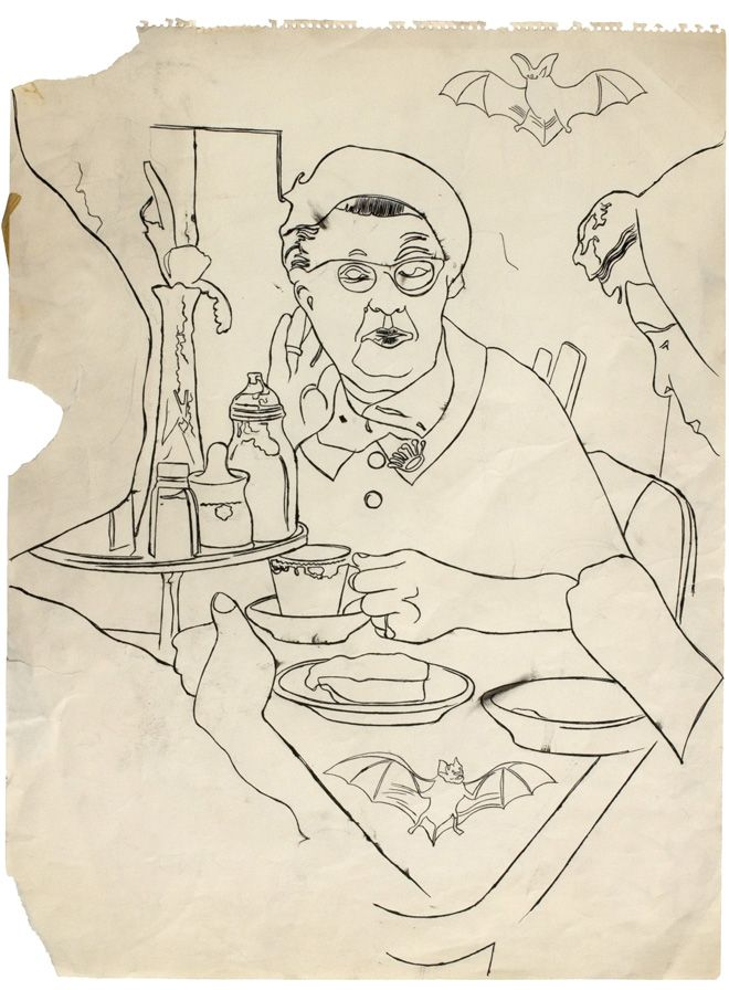 Warhol-Sketches