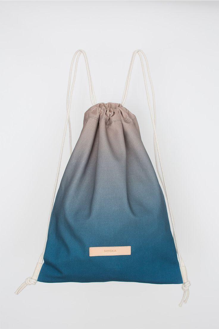 Moon Halo | NOSKA SHOP | AutumnWinter2016  #product #noskashop #NOSKAMoonhalo #Rucksack #handmadeinpoland #moonhalo #autumnwinter2016 #drawstring #bagpack