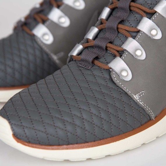 Nike Roshe Run Sneakerboot QS – Mercury Grey | Available Now