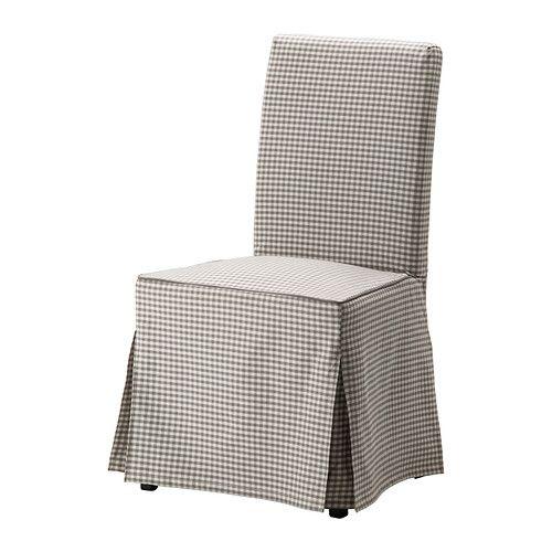 17 meilleures id es propos de chaises rembourr es sur for Chaise ikea henriksdal