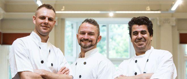 London School of English Chefs