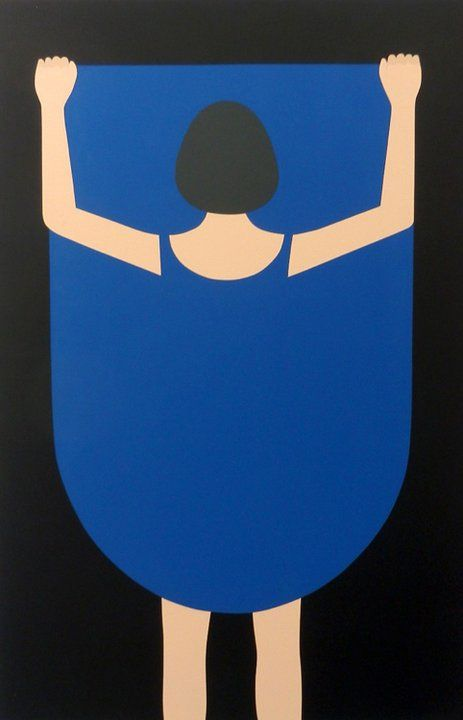 Woo-hoo! Graphic design: Geoff McFetridge.