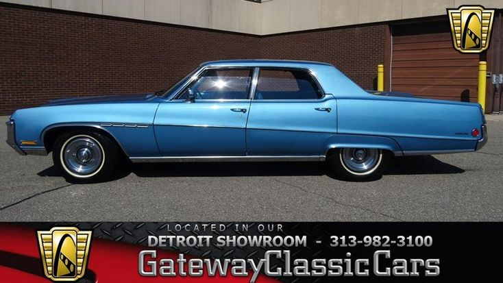 1970 Buick Electra Sedan