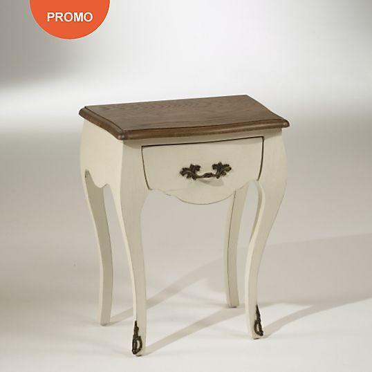 1000 id es sur le th me chaises peintes sur pinterest - Chevet blanc d ivoire ...
